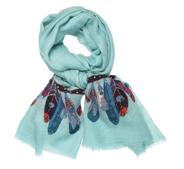 2-15MORANE CIEL - VDMD Foulards et accessoires de mode