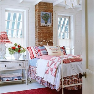 Cute little bedroom