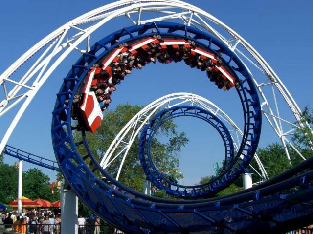 Best Amusement parks in USA,Entertainment park in United states,TOP 10 theme and amusement parks in USA,Water parks in United states.USA News,United States