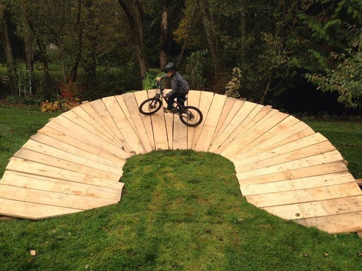 wood berm step 3