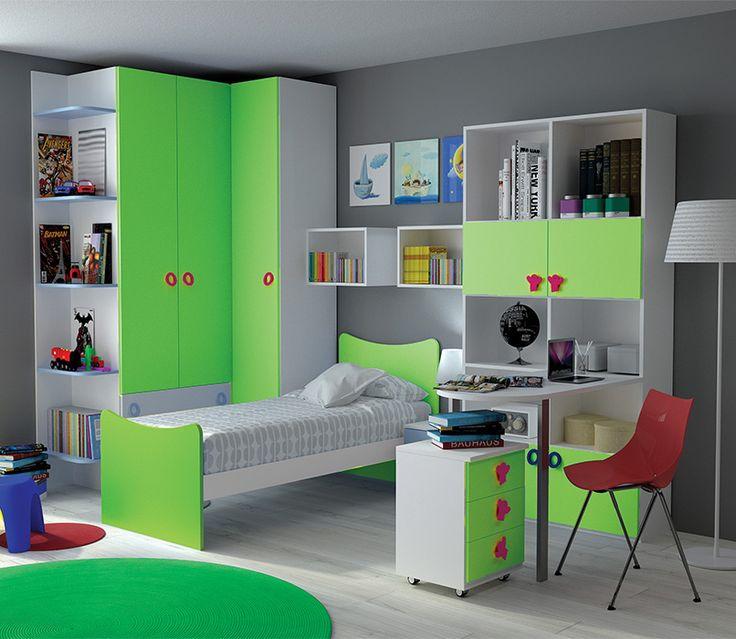 17 migliori idee su camera da letto ragazzo su pinterest - Camera ragazzo 15 anni ...
