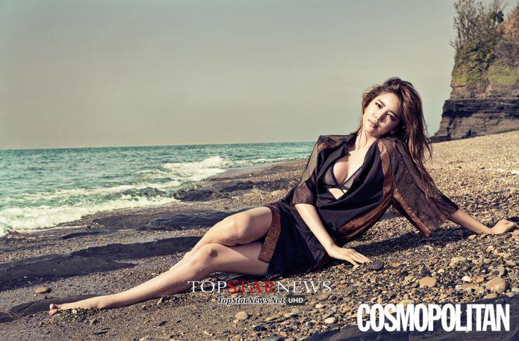 Lee Tae Im - Cosmopolitan Magazine Jun14