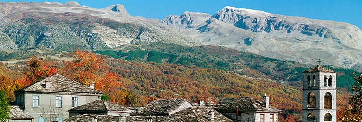 Zagori, offers the opportunity to discover and enjoy one of the last authentic and ecologically intact destinations in Greece.