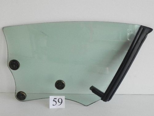 2002 LEXUS SC430 QUARTER WINDOW WINDSHIELD GLASS RIGHT OEM 62710-24170 679 #59
