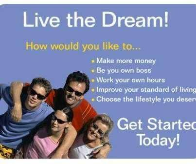 Build Your dream or build someone else's - You decide - Forever Living Products - Recruiting Now!
