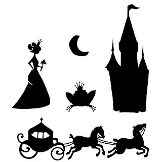Free SVG Princess collection available for download from http://www.sherykdesigns-blog.com/. For personal use only.