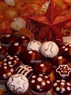 receptyywett: Vianočné perníkové muffiny