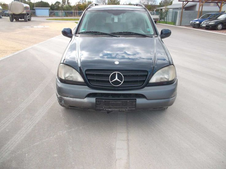 Mercedes ML 270 Cdi   Check more at https://0nlineshop.de/mercedes-ml-270-cdi/