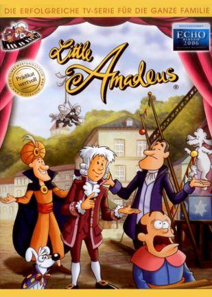 Little Amadeus - Die# Kinderserie erzählt vom Leben des jungen, musikalischen Genies Wolfgang Amadeus Mozart. Im Alter von 5 Jahren komponierte er schon sein erstes Klavierstück und man konnte in halb Europa seine Konzerte genießen. Hier geht es zur #Zeichentrickserie: http://www.kinderkino.de/serien/little-amadeus/