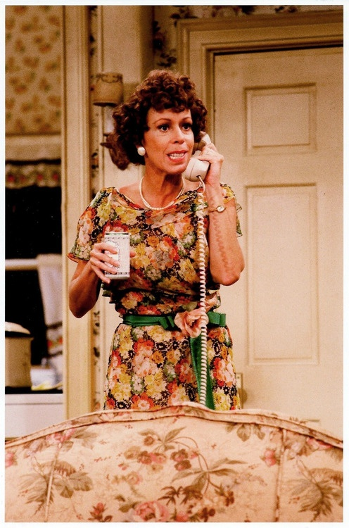 Loved everything Carol Burnett!    Eunice