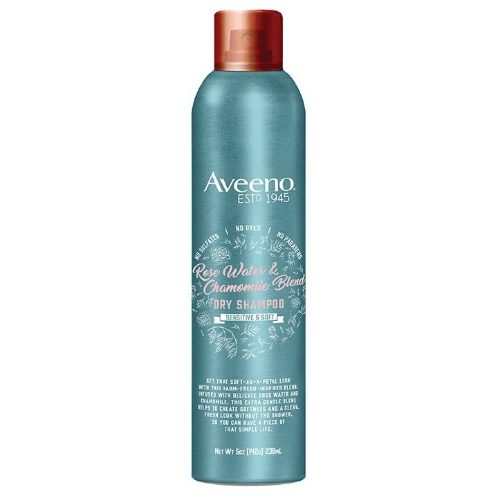 The Results Are In 6 Hair Products From The People And Today Beauty Awards Aveeno Dry Shampoo Dry Shampoo Aveeno Shampoo
