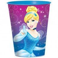 Cinderella Plastic Souvenir Cup $2.95 A429664