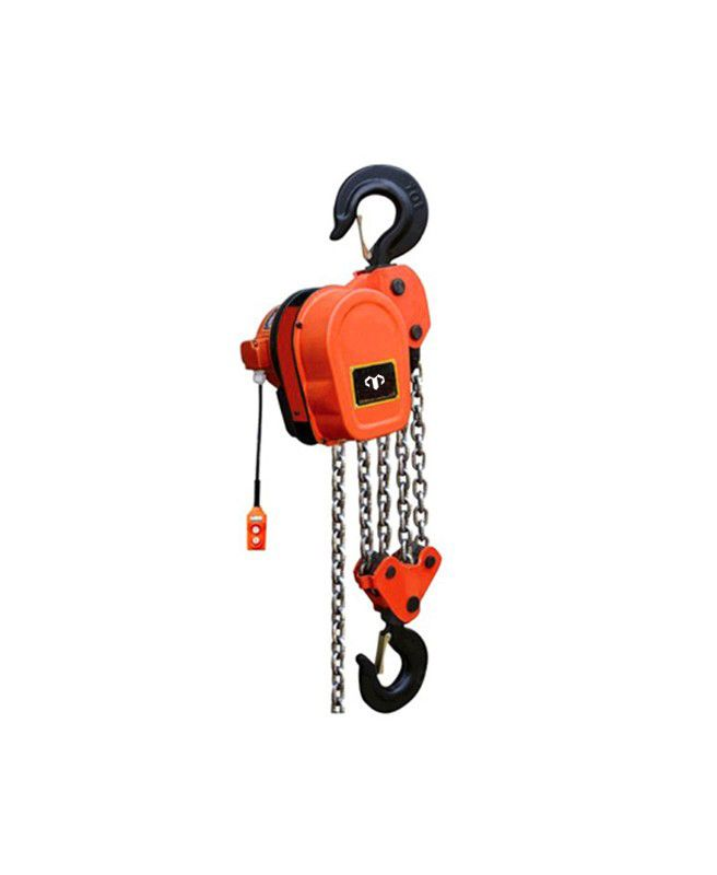 Portable 1 To 10 Ton Dhs Type 380 Volt Electric Chain Hoist Electricity Hoist Chain