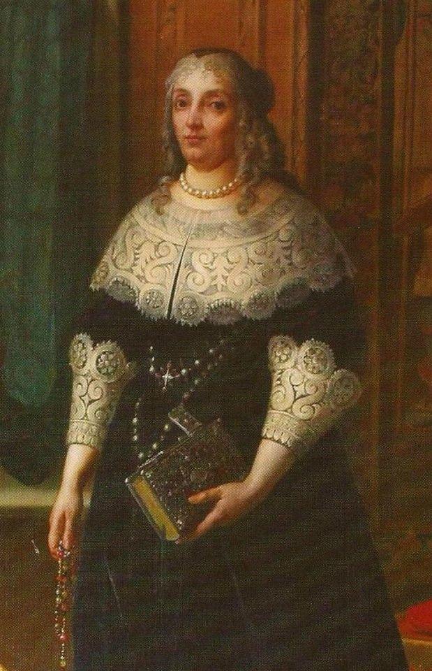 Barbara z Tarnowskich Zamoyska