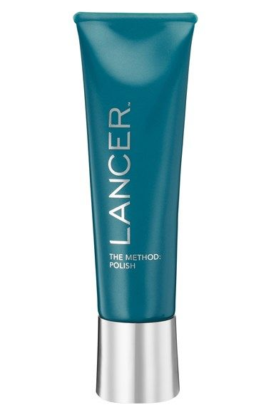 Free shipping and returns on Lancer Skincare 'The Method – Polish' Exfoliator at Nordstrom.com. Your favorite LANCER Skincare products return with a brand new look.<br><br>The first step in LANCER Skincare's 3-step The Method system is the Polish. It's a gentle, skin-resurfacing treatment that contains pure minerals and a warming element that removes dull, dead surface cells to increase oxygen levels and prepare skin for additional treatments. Natural cell turnover is boosted, signaling ...