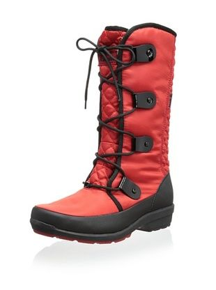 Kamik Women's Brussels Winter Boot (Red)