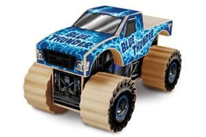 FREE Monster Jam Truck Featuring Blue Thunder at Lowe's Build and Grow Clinic on 3/12 on http://www.icravefreebies.com/
