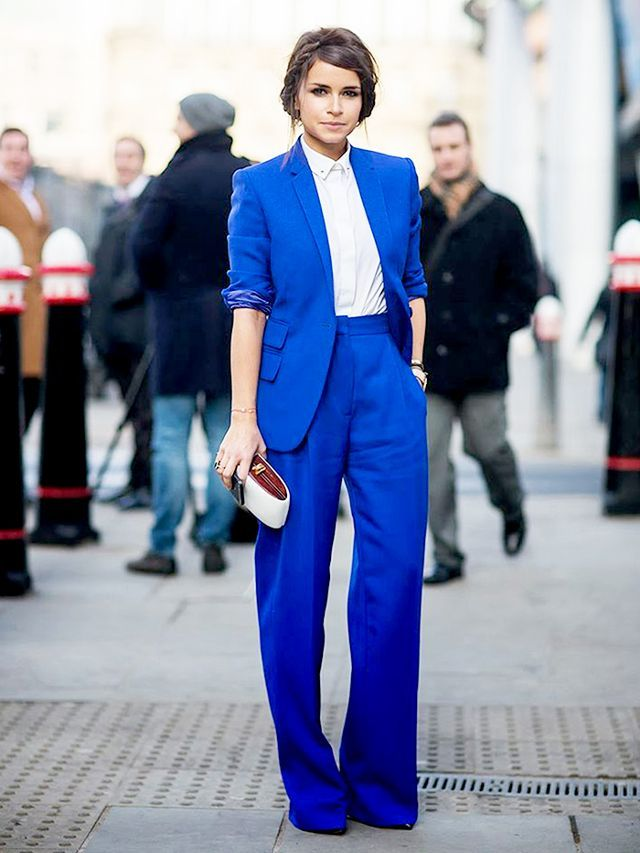 Your Usual Work Suit Just Got a New Look for Summer | WhoWhatWear