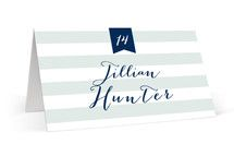 Nautical Place Cards by Jill Means | Minted
