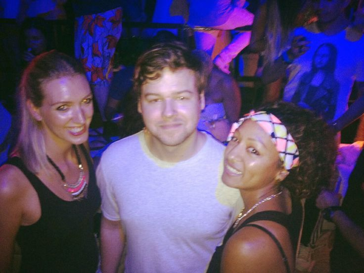 One of our favourite producers Finnebassen @ Blue Marlin