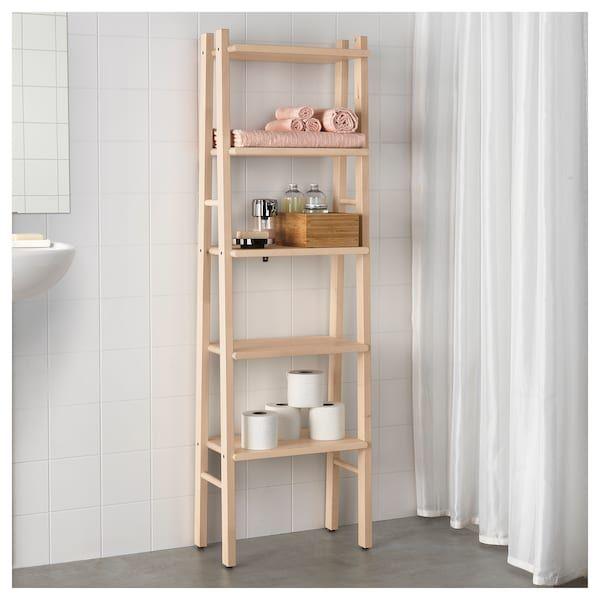 Vilto Stellingkast Berken 46x150 Cm Petits Espaces Ikea