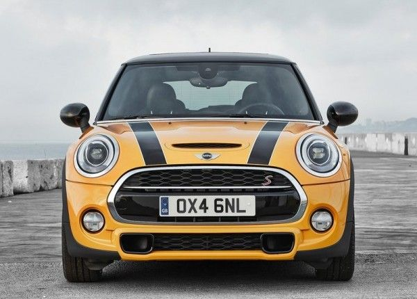 2015 Mini Cooper S Front Images 600x430 2015 Mini Cooper S Full Review with Images