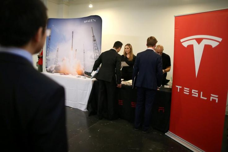 Elon Musk's Tesla and SpaceX oppose Trump immigration order
