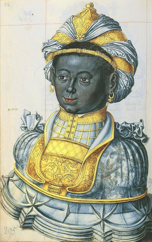 """The oldest surviving"""" image that depicts Saint Maurice as a Black African was carved in the 1240s for the Cathedral of Magdeburg. St. Maurice was an Egyptian from Thebes in Upper Egypt. His Egyptian origin is stressed by the Coptic Greek name """"Maurikios"""", which appears in the papyri, and is identical with the later Roman name """"Mauritius"""", according to G. Heuser in his Personennamen der Kopten."""
