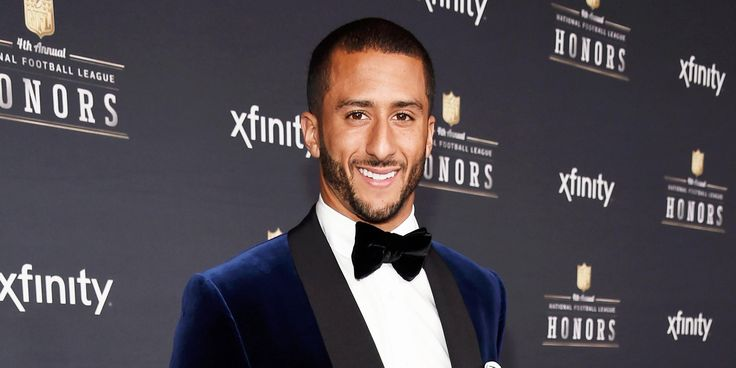 Colin Kaepernick Personally Donated 50 Custom Suits to Formerly Incarcerated Men
