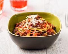 Spaghettis à la sauce bolognaise de ma grand-mère | Cuisine AZ