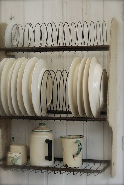 Wire Plate Rack. I love this. Is it weird if I get one if these???