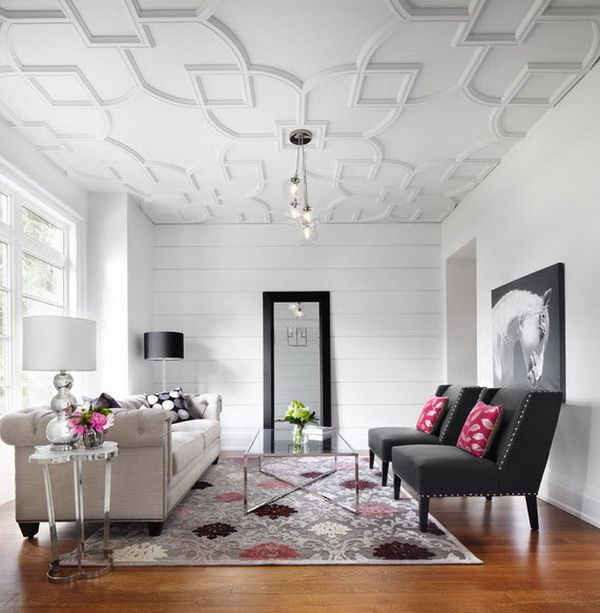 78 Best Ideas About Contemporary Living Rooms On Pinterest