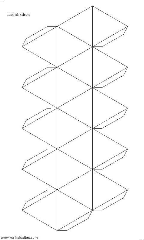 Mejores 26 imágenes de geometri şablonları en Pinterest | Arte de ...