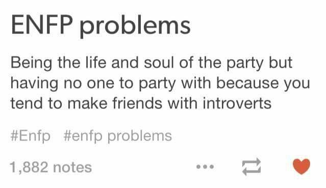 ENFP Problems