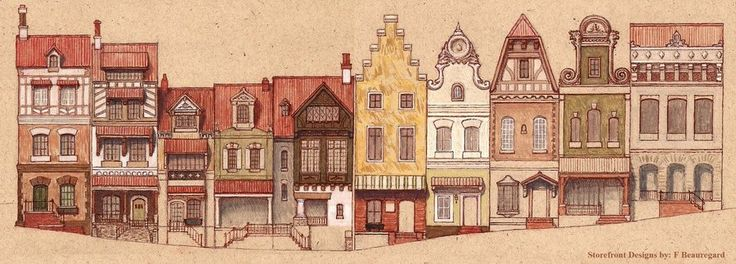 Storefronts by ~Built4ever on deviantART