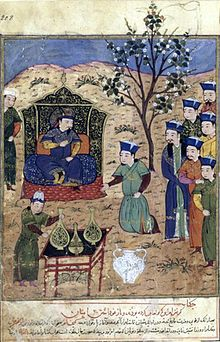 Gaykhatu was the fifth Ilkhanate ruler in Iran. He reigned from 1291 to 1295.During his reign, Gaykhatu was a noted dissolute who was addicted to wine, women, and sodomy, according to Mirkhond.