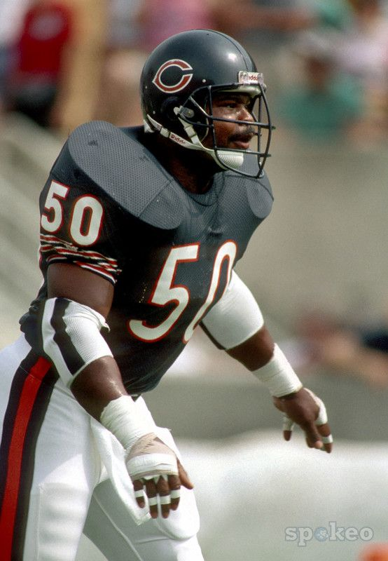 Mike Singletary, College and Pro Football Hall of Famer // #Baylor University Class of 1983