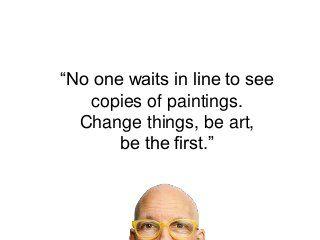 10 Quotes From Seth Godin's INBOUND15 Keynote