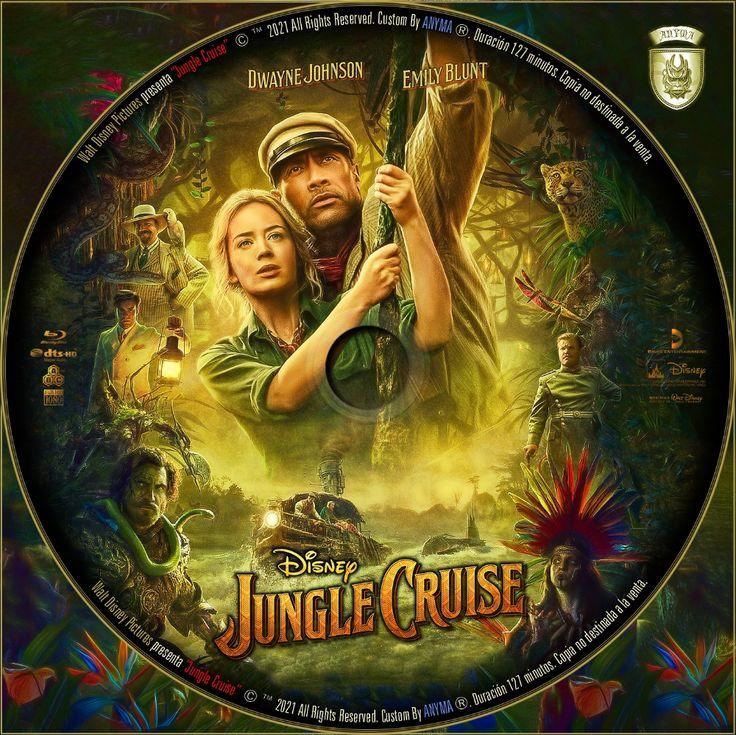 Jungle Cruise 2021 In 2021 Celebrity Artwork Cruise Jungle