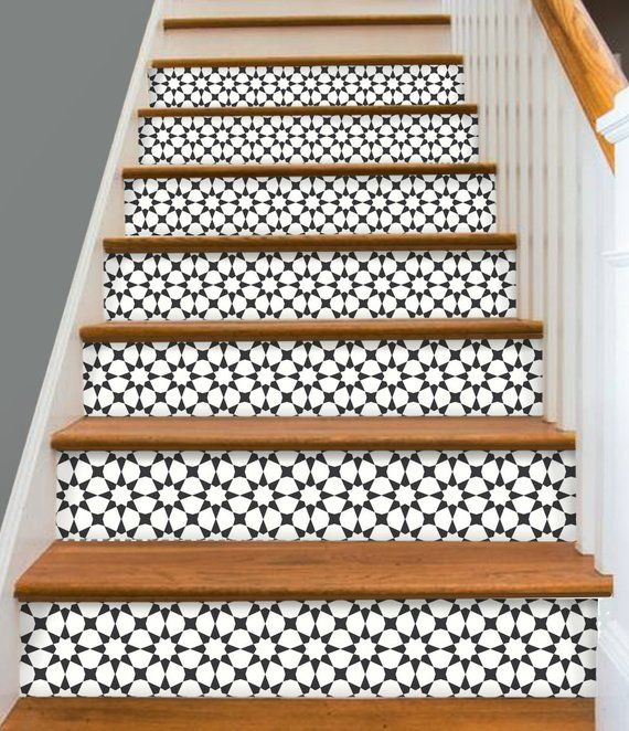 Epingle Sur Decoration Escalier