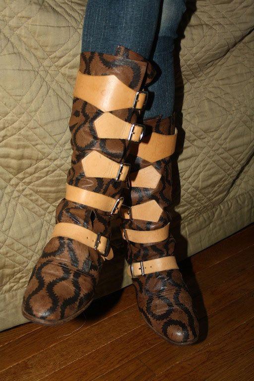 Westwood Vintage Shoes