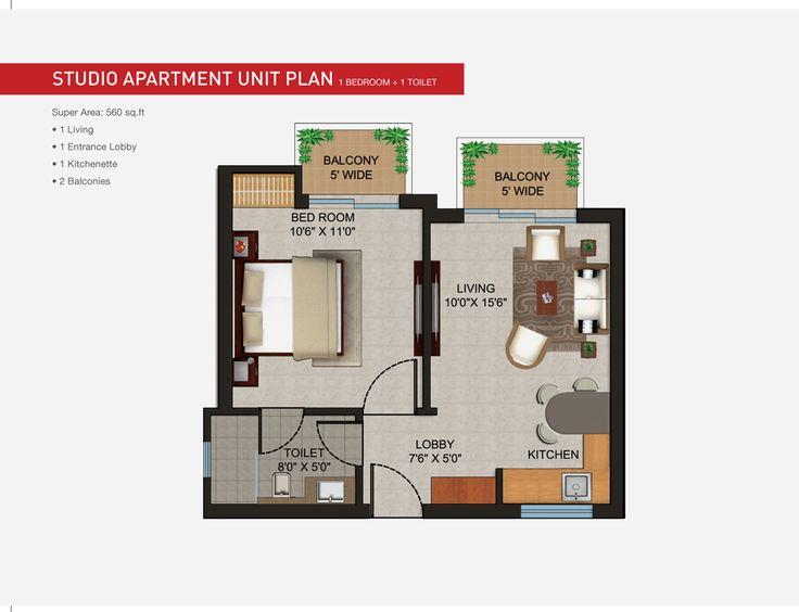 Cool Studio Apartment Layouts 10 best ideas about studio apartment floor plans в pinterest