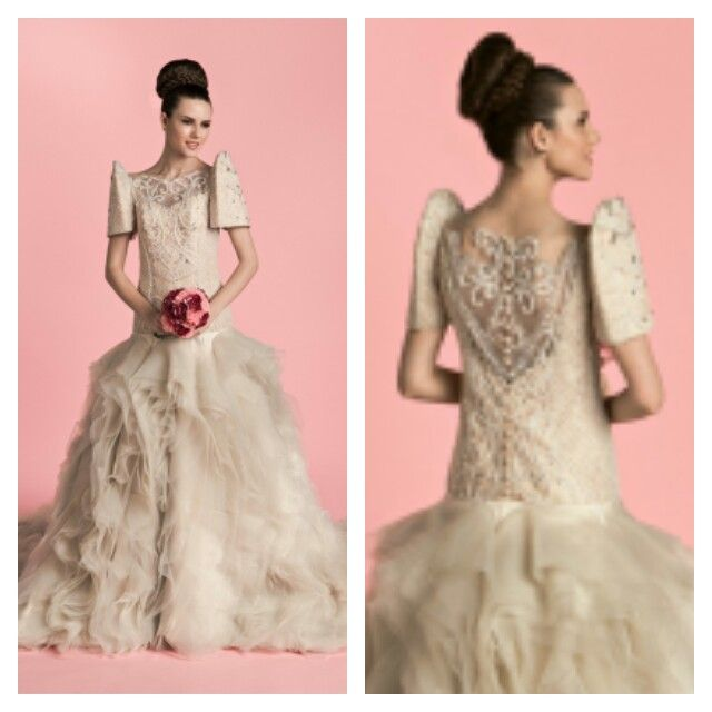 Pina Wedding Gown: 17 Best Images About Filipiniana Gown On Pinterest