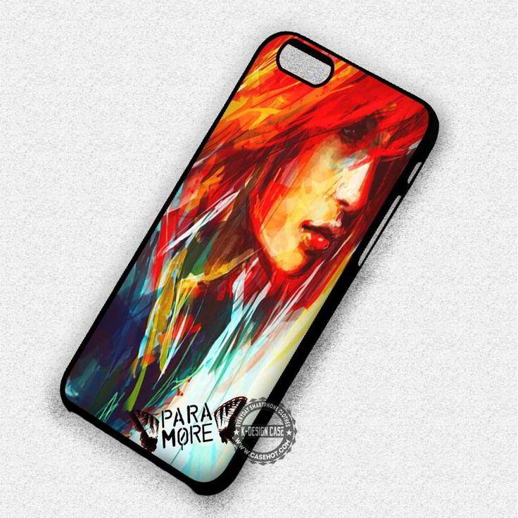 Hayley Williams Paramore - iPhone 7 6 Plus 5c 5s SE Cases & Covers