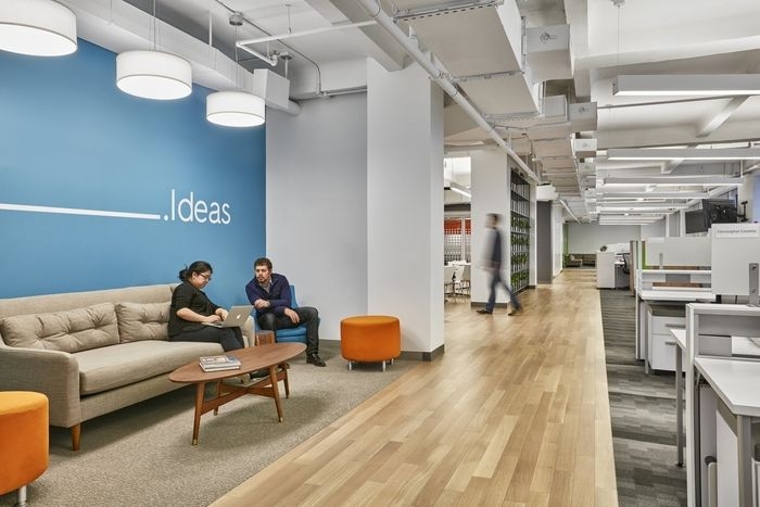 Criteo Offices – New York City offices of advertising company Criteo located in New York City.