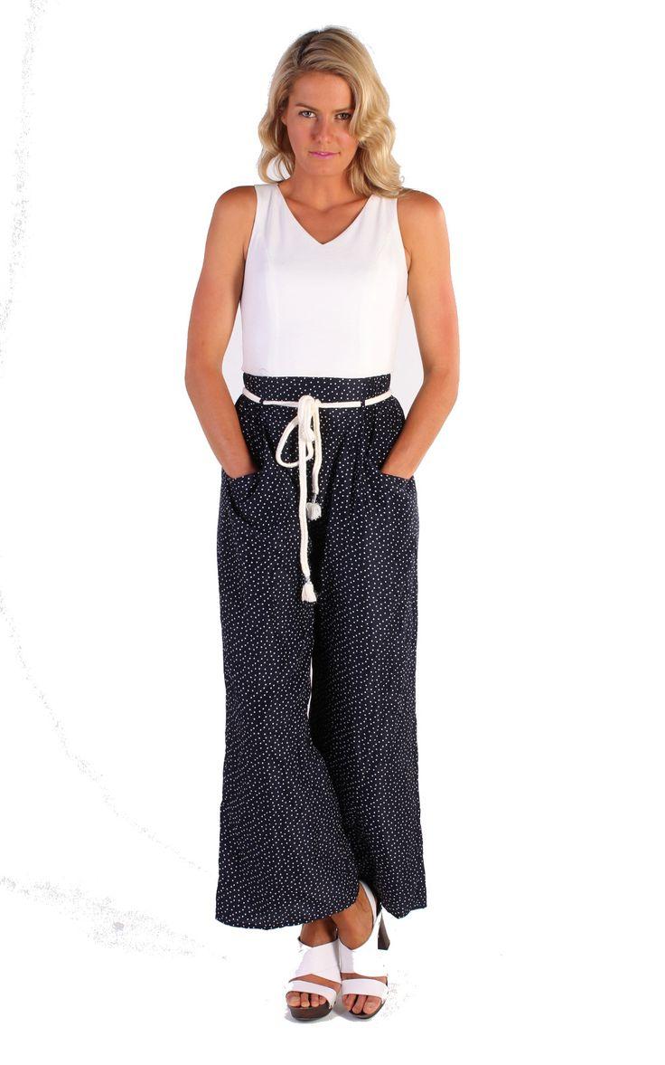 Madison Square Clothing - Riviera Wide Leg Pants