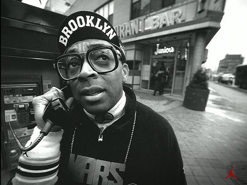 """I think people who have faults are a lot more interesting than people who are perfect."" • Spike Lee"