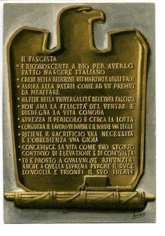 il Fascista : PUBBLICITARIE Boccasile su Latramite.com - Quanta DEMAGOGIA, FRASI E CONCETTI PAZZESCHI!!!!