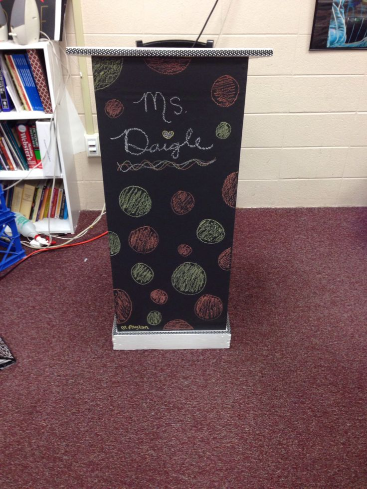25 Best Ideas About Teacher Podium On Pinterest Teacher