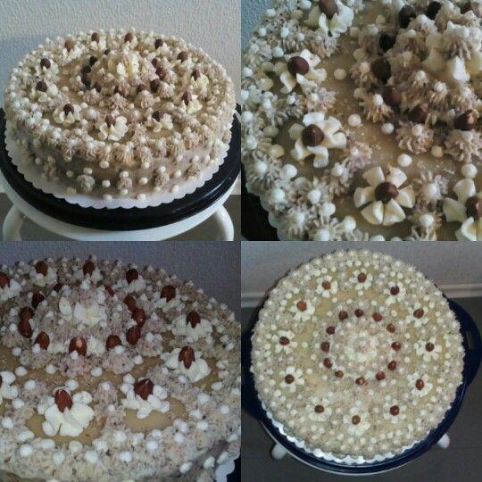Nuss-Sahne-Torte